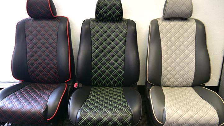 Driving seats