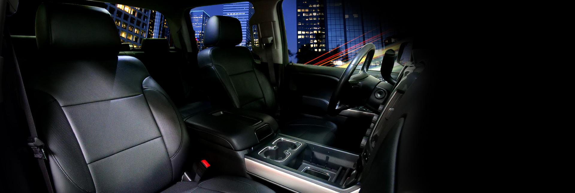 Car intterior